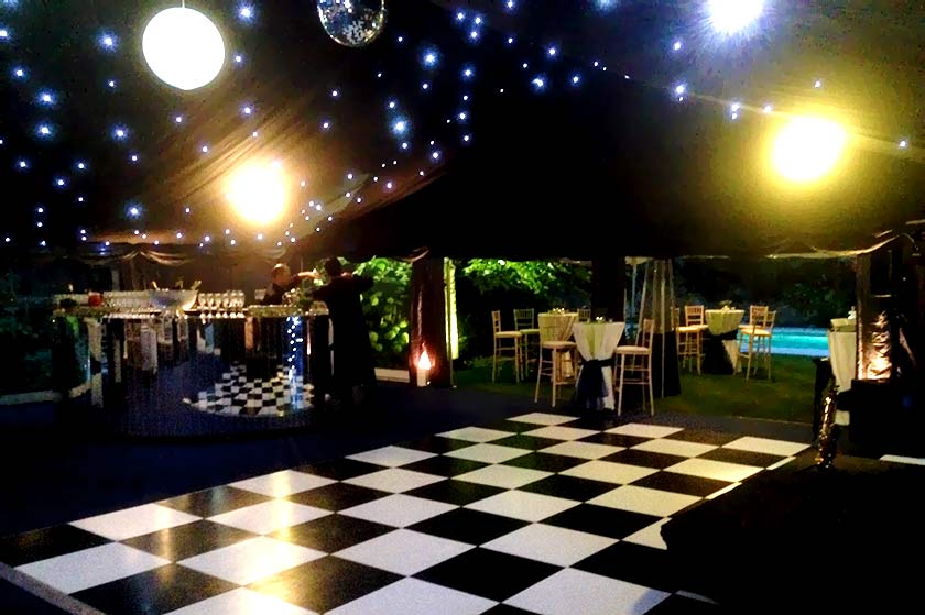 Fiftieth Party Marquee Marquee Hire Wimbledon