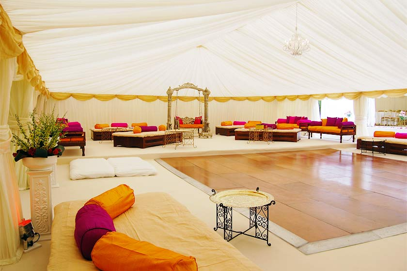 Indian Wedding Marquee Hire Stanmore