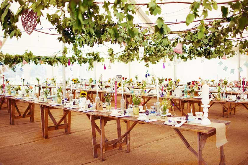 Festival Wedding Marquee Marquee Hire Potters Bar