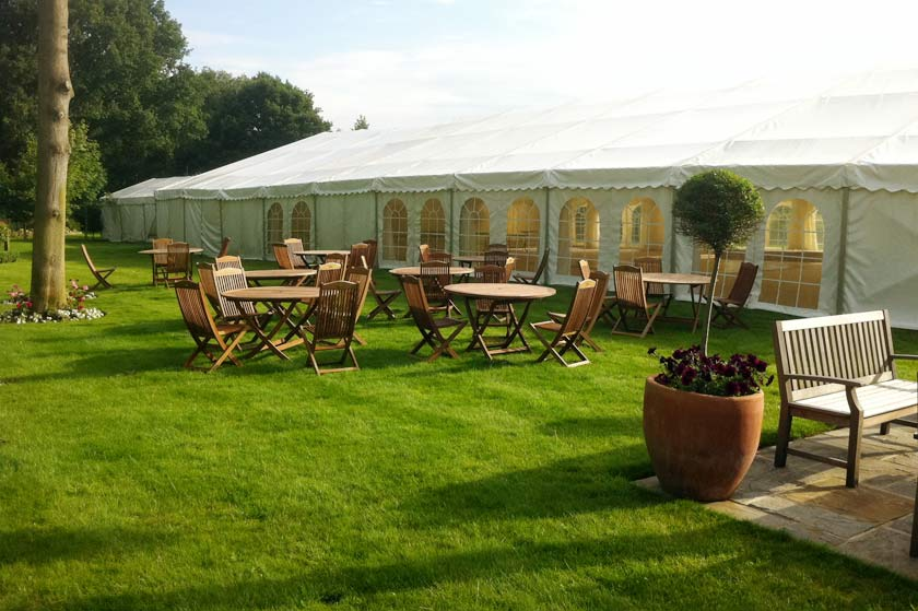 colourful indian wedding marquee hire enfield - Garden Furniture Hire