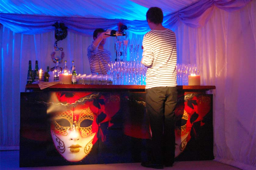 Themed Marquee Hire Stunning Venice Themed Marquee
