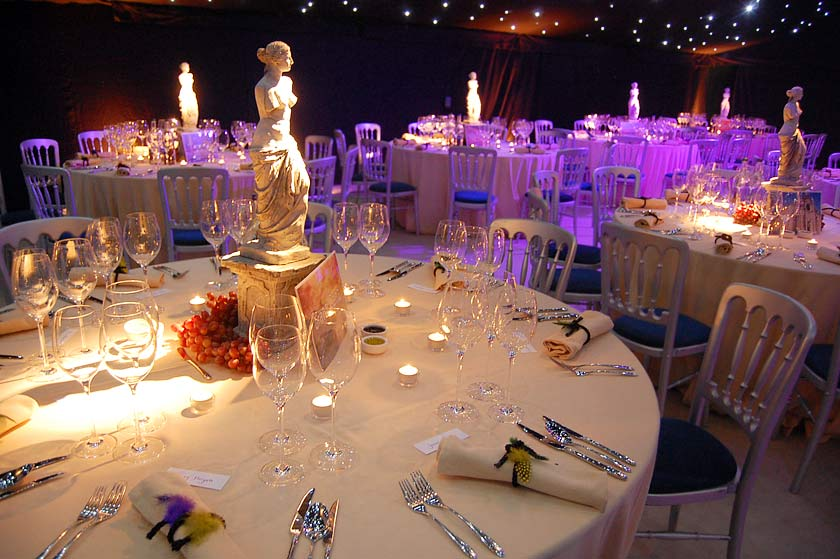 Themed Marquee Hire Stunning Venice