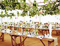 Marquee Decoration Ideas From County Marquees