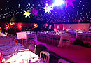 Cool party marquee