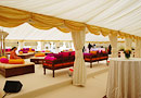 Three Marquees at an Asian Wedding